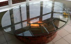 glass table cover