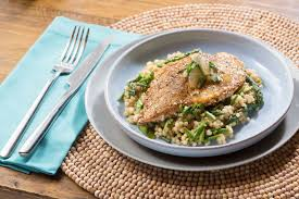 Blue Apron Za'atar Chicken Recipe