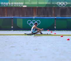 """السعودي """"رضا"""" يحصل على المركز الأخير بسباق التجديف في أولمبياد طوكيو - هدف  نيوز"""