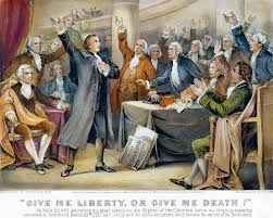 patrick henry and give me liberty lesson plan patrick henry 1775