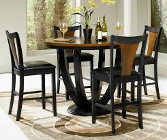 Dining Room Oval Tall Kitchen Table With Storage And Leather - Tall dining room table chairs
