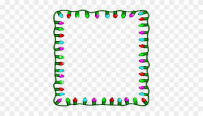 frame happy new year frame profile picture holiday border clipart 147771