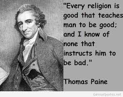 Common Sense Thomas Paine Quotes Fascinating Thomas Paine Deism Essay Research Paper Academic Service
