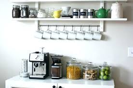 corner counter shelf cabinet storage stunning kitchen open shelves ideas with coffee bar and small top corner shelves small wrought iron counter