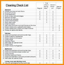 Apartment Cleaning Checklist Clean Your House Before You Move In