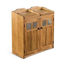 Sunny Designs Rustic Oak Sunny Designs Sedona Rustic Oak Trash And Recycle Box The