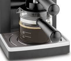 The steamer tube is difficult to clean and the o ring has come off twice. Mr Coffee Ecm160 4 Cup Steam Espresso Machine Review