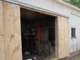 Tremendously Warm Sliding Barn Door Track Latest Door Design - Exterior sliding door track