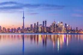 Toronto's high-rise development is among the continent's most active