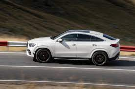 The suv will be showcased at the upcoming frankfurt motor show. First Ride 2020 Mercedes Amg Gle 53 4matic Coupe Autocar