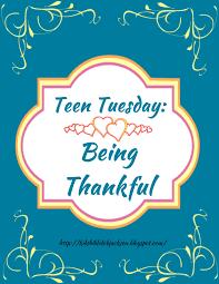 Teen bible class ideas