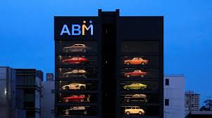 Autobahn Vending Machine Delectable Singapore 'vending Machine' Dispenses Ferraris Lamborghinis The