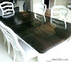 best paint for table top outdoor diy table top paint easel