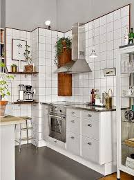 63 Inspiring Modern Scandinavian Kitchen Ideas