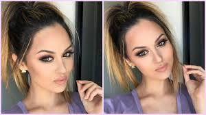summer night out makeup tutorial