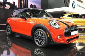 Facelifted 2018 Mini Cooper Makes Public Bow At 2018 Detroit