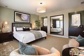 asian themed furniture. mirrored bedroom furniture green wall meditation space giant mirror asian themed bedding thick rug d