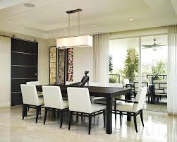 recessed lighting above dining table tree branch light fixture room contemporary with pendant lights and sliding