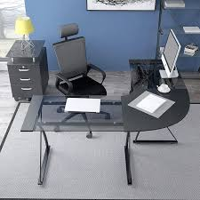 home office desks modern. Modern Home Office Furniture Glass Corner Computer Desk Desks China