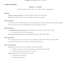 Lpn Resume Examples Lpn Resume Sample Without Experience Free Of Template Summary 64