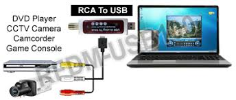 coax cable tv to usb adapter mpeg digital video recorder rca video audio to usb converter