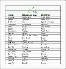 Car Camping Organization Tent Camping Checklist Toilet Tent And37