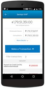 funds transfer bill pay recharge investments o convert credit card