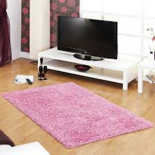 Pink Rugs For Living Room Ultima Shaggy Rugs Buy Online For Huge Savings