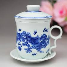office cups. Office Cups Cover Glasscups Ceramic Filter Taiwan Flower Tea Cup Fine Bone China Set Kung