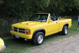 1990 Dodge Dakota convertible pickup | Dakota | Dodge dakota, Dodge ...