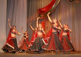 Dance Group Erasing Borders Festival Of Indian Dance Outdoors 2012