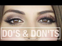makeup for hooded eyes how to apply full eye makeup