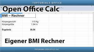 BMI Rechner online - kostenlos berechnen - Body Mass Index