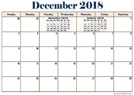 December Calendar Blank December 2018 Calendar South Africa Printable Editable With Holidays