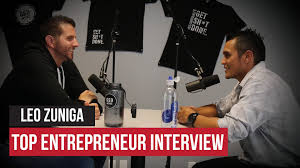 gsd interview serial entrepreneur and fitness guru leo zuniga gsd interview serial entrepreneur and fitness guru leo zuniga