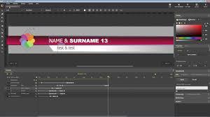Title Designer Vmix Title Animation Alternative Google Web Designer Free