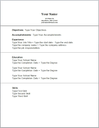 resume for part time job student sample how to write a good resume for your first job