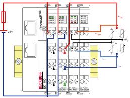 beckhoff information system espanol 3 connection of a load cell 5 v supply via the el3351