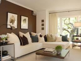 Living Room Colors That Go With Brown Furniture Accent Wall Color For Dark Brown Furniture House Decor