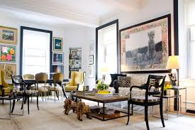 eclectic style interior design