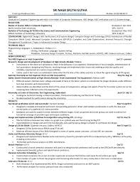 Beautiful Ncsu Resume Gallery - Simple resume Office Templates .