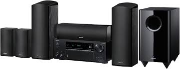 onkyo mini stereo system. onkyo ht-s7805 home cinema av receiver + speaker package mini stereo system