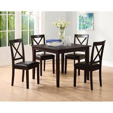 Dinning Room Table Set Kitchen Dining Furniture Walmartcom Kitchen Dining Furniture