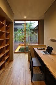 Japanese office design Concept Modern Japanese Home 20 Sophisticated Asian Home Office Designs Spoon Tamago 20 Sophisticated Asian Home Office Designs That Are As Elegant As