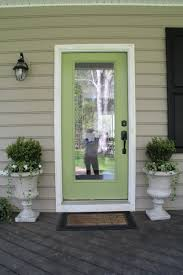 green front doorsRoom  Awesome Green Front Doors Home Design Furniture Decorating
