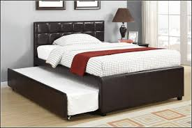 Queen Size Trundle Bed Design Ideas And There Are Nightstand