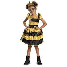 Disguise Size Chart Disguise Costumes Lol Surprise Queen Bee Deluxe 4 6x