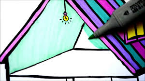 How To Draw And Color Apple Logo Coloring Pages L Drawing And