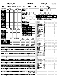 pokemon tabletop character sheet naruto d20 character sheets