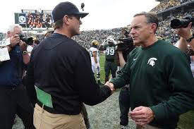 Who Would You Rather Have As Coach Jim Harbaugh Or Mark Dantonio